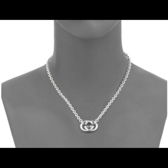 9b9dad244 Gucci Jewelry | Sterling Silver Britt Necklace | Poshmark